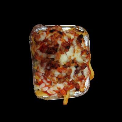 Patatas Kebab