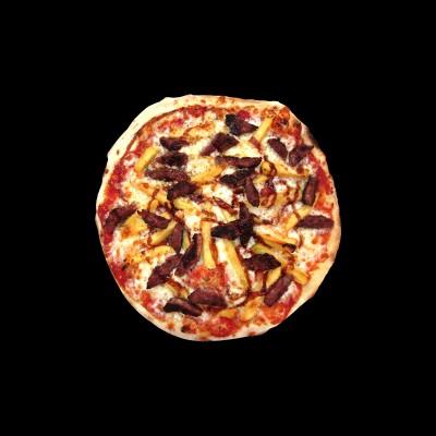 Burguer Pizza