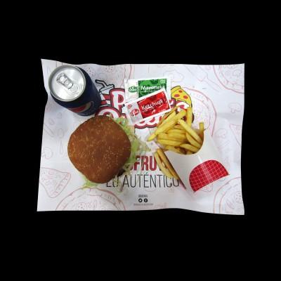 Menú Hamburguesa Completa